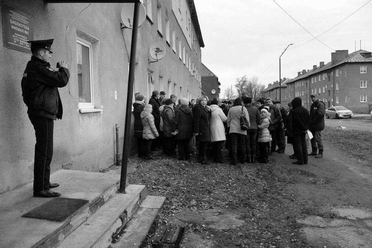 Дом депутата Шпакова. Олег Климов для PREGEL.INFO