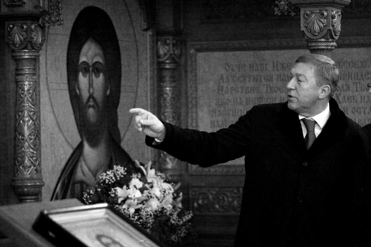 PREGEL.INFO, Александр Ярошук