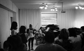 Музыкальный конкурс, Калининградская область. Фото Алексея Балашова
