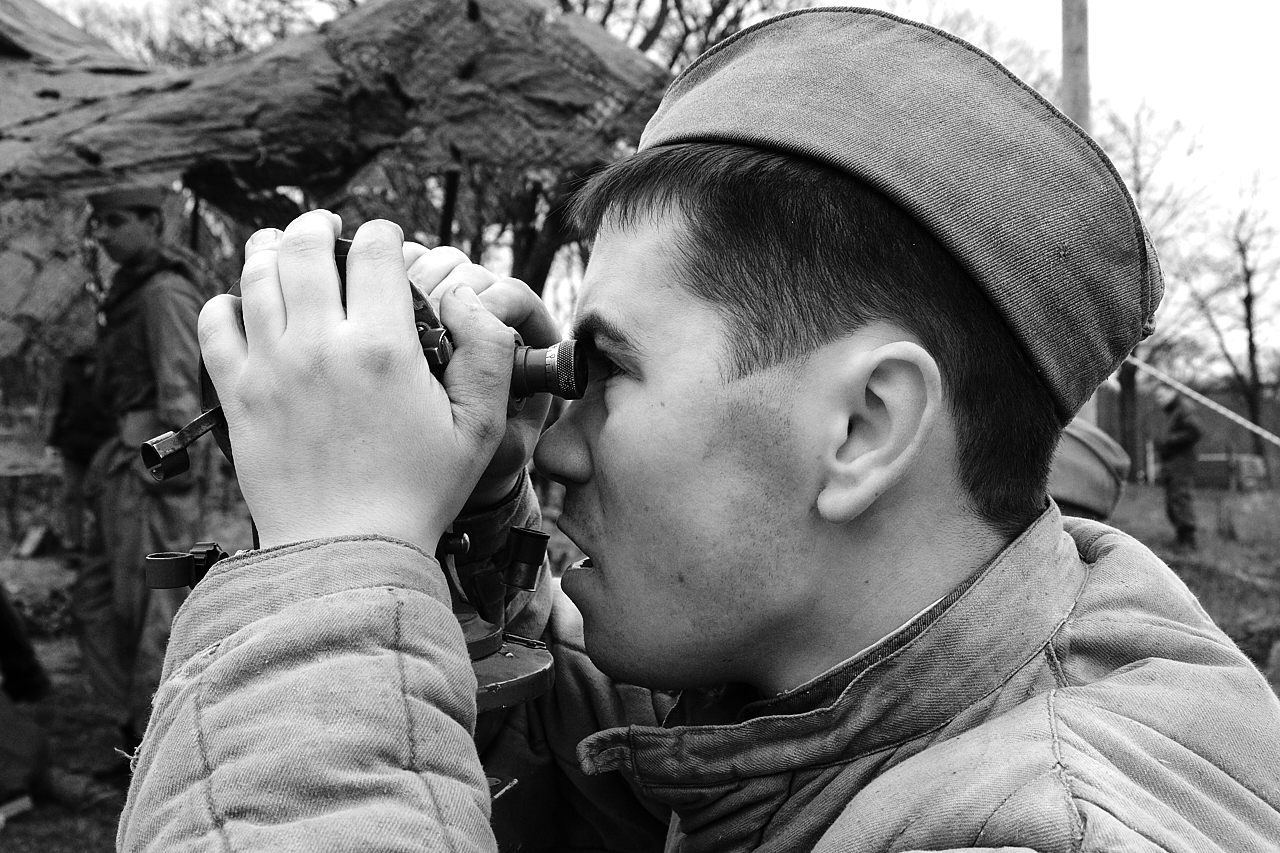 Штурм крепости Кёнигсберг © Олег Никишин для PREGEL.INFO