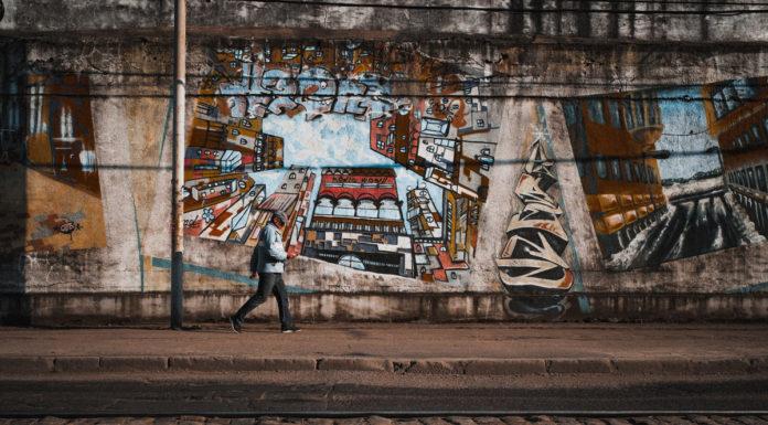 Улица Киевская, железнодорожный мост © Алексей Балашов для PREGEL.INFO