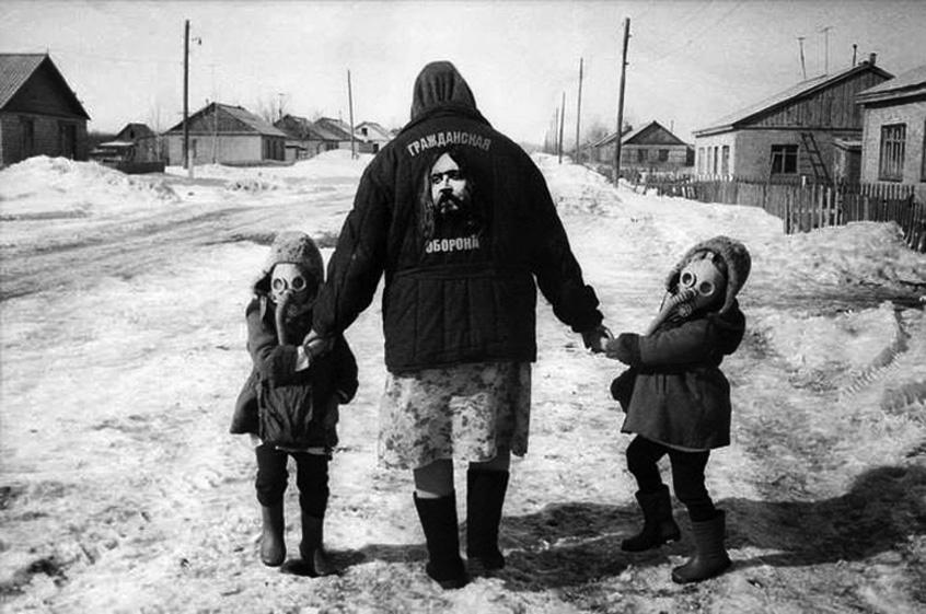 «Гражданская оборона» © Павел Кассин