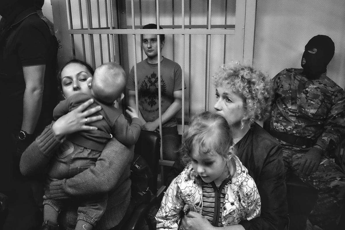 Калининград, политический суд, Олег Климов для PREGEL.INFO