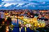 аренда в центре Калининграда. Королевское небо над водами Прегеля