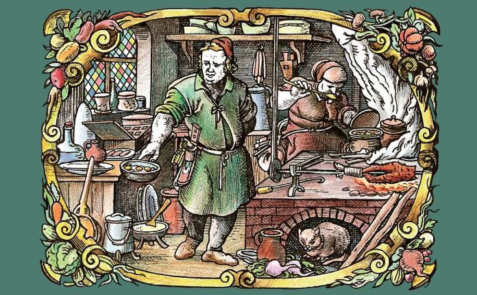Прусские кулинарные рецепты от Ольги Дмитриевой в картинках