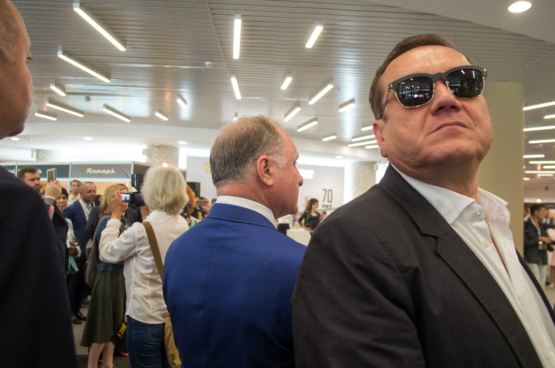 «Янтарь-холл» в Светлогорске