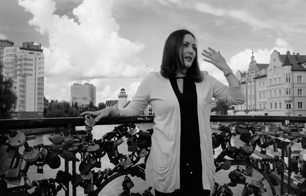 Ванда Оршулевич, Калининград. Фото Олега Климова для PREGEL.INFO