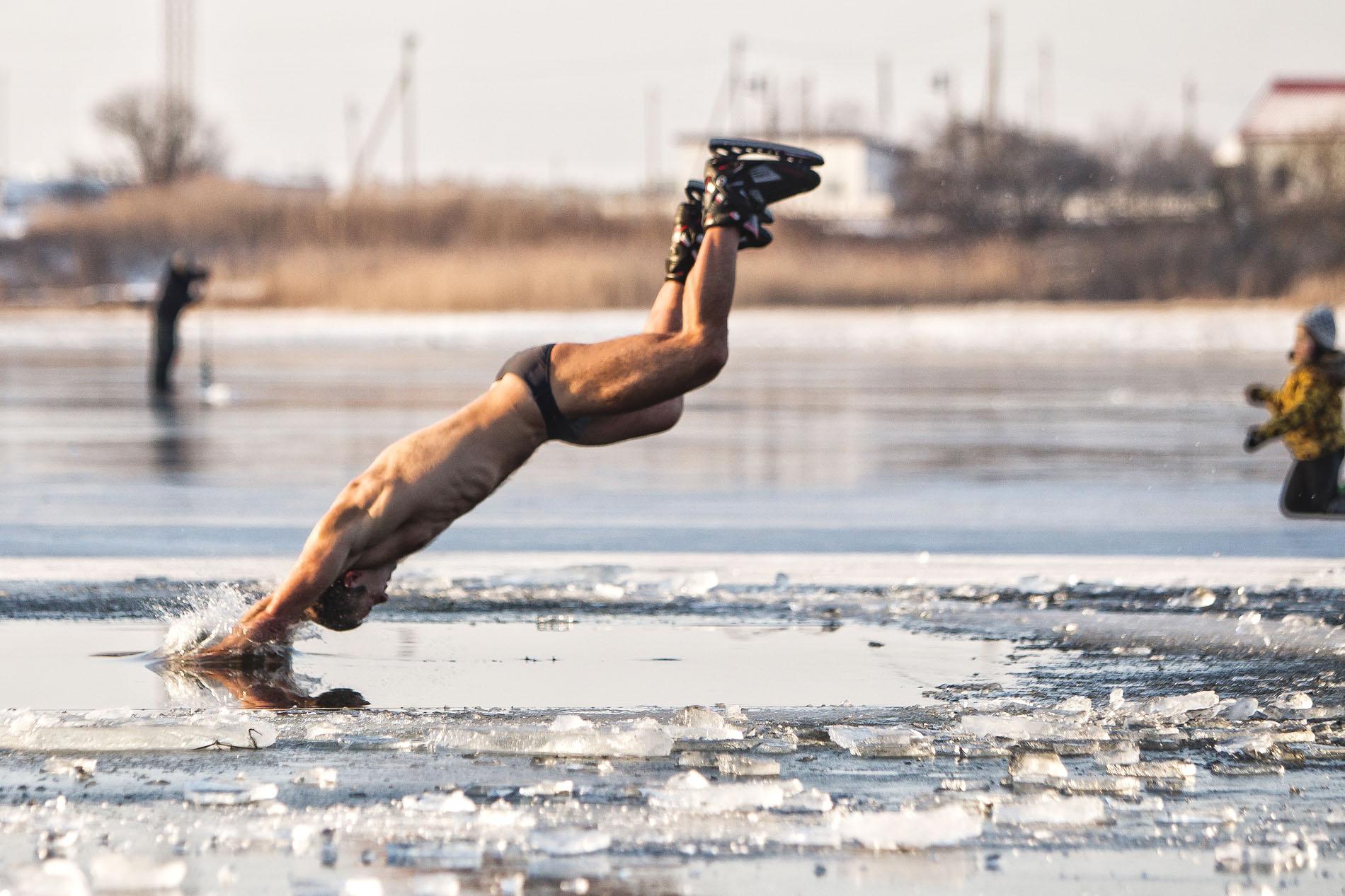 Я не художник, я репортёр. Фото Александра Подгорчука для PREGEL.INFO