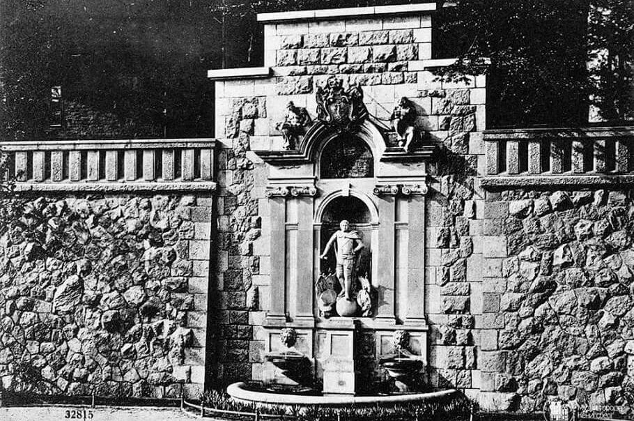 Памятник королю Фридриху Вильгельму I, 1730. Скульптор Иоганн Генрих Майсснер. PREGEL.INFO
