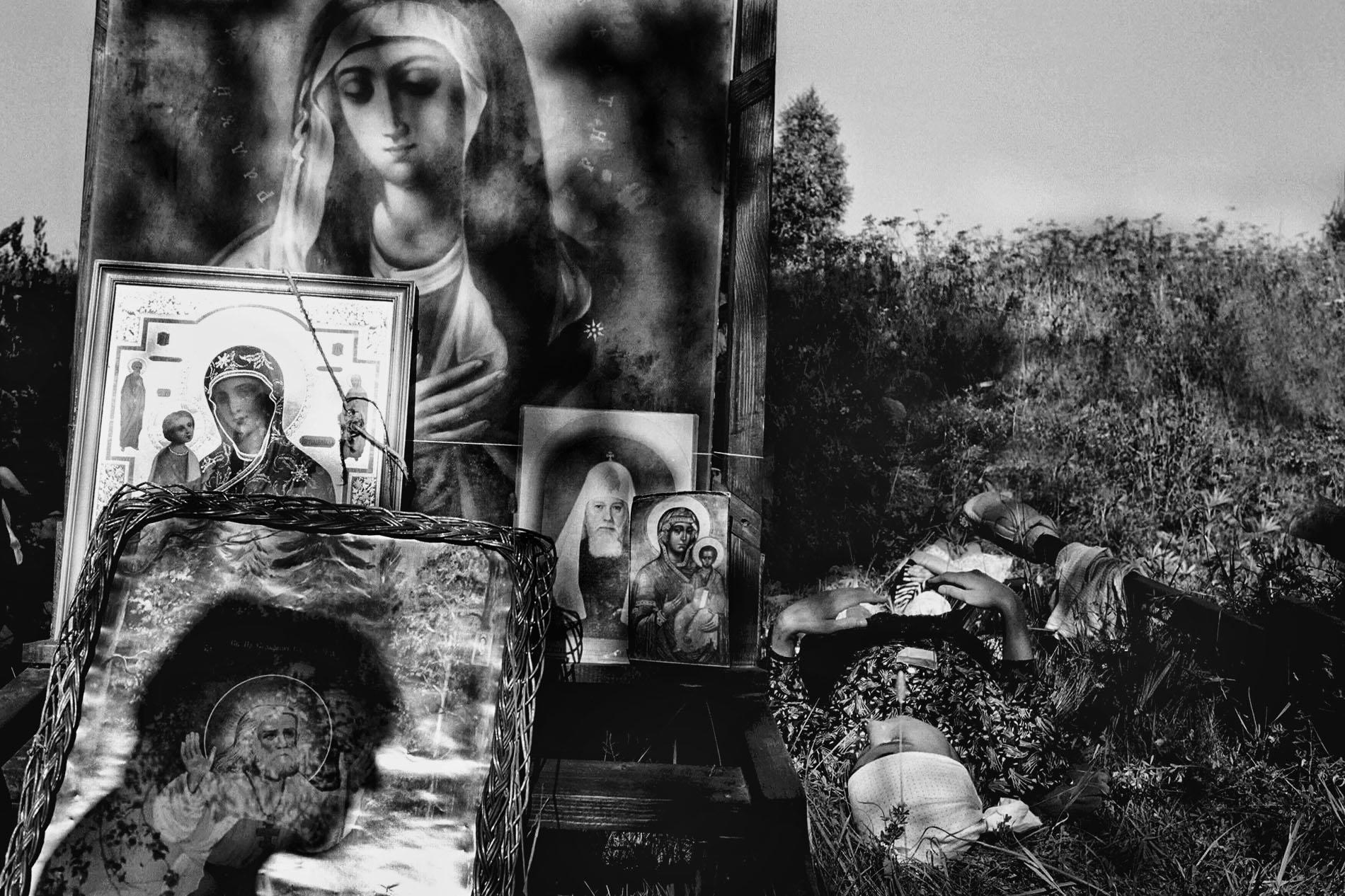 Будете молиться за Россию - просите здравомыслия. Фото Олега Климова, PREGEL.INFO