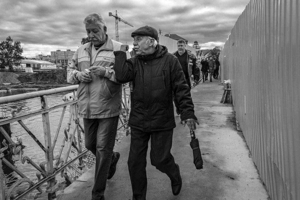 Мост Деревянный, Калининград © Александр Пожидаев для PREGEL.INFO
