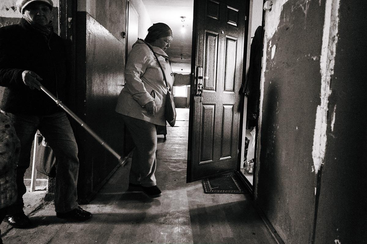 Квартира в маневренном фонде по улице Фрунзе. Алексей Балашов для PREGEL.INFO
