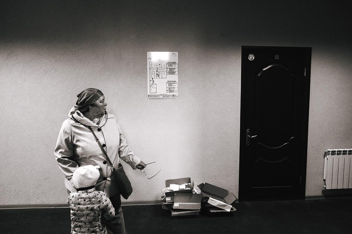 Сейчас в помещении, где прописана семья Галины Семёновой, расположены офисы. Алексей Балашов для PREGEL.INFO