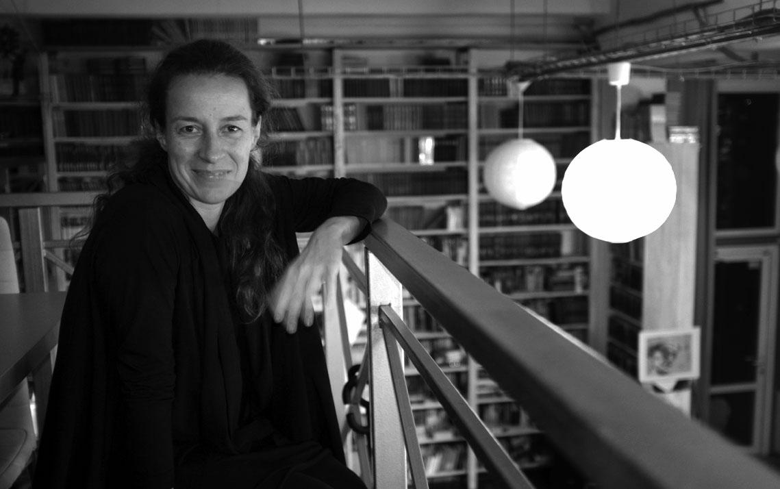 Анна Бедынска, фотограф, продюсер, режиссер, оператор, монтажер. Фото Арне Зоммер (Arne Sommer) для PREGEL.INFO
