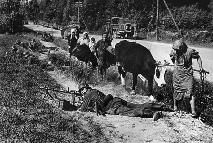 Период Второй мировой войны. Автор неизвестен. Частная коллекция фотографий/копия Liberty.SU
