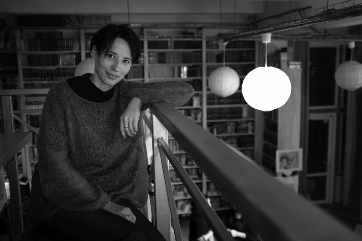 Мария Сорокина. Фото Арне Зоммер (Arne Sommer) для PREGEL.INFO
