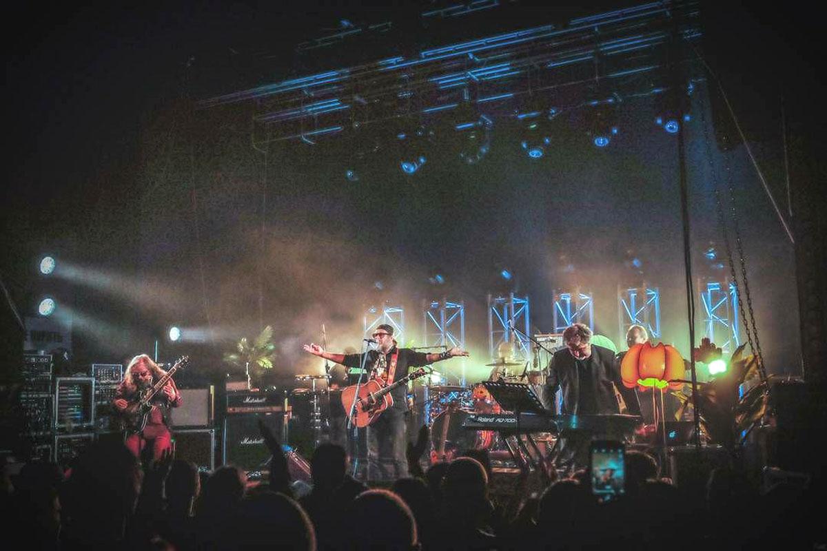 Борис Гребенщиков в Калининграде. Фото Александра Пожидаева для Pregel.INFO