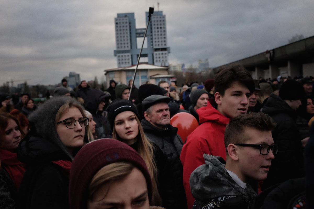 Встреча с Алексеем Навальным в Калининграде. Фото Артёма Лежепёкова для PREGEL.INFO