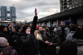 Как называется город в котором вы живете? Навальный в Калининграде. Фото Артём Лежепёкова для PREGEL.INFO