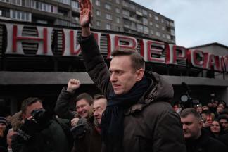 Алексей Навальный, прибывший через полчаса, решительно взобрался на клумбу и разрядил обстановку: «Скандировать нельзя, но если очень хочется, то можно. Как называется город, в котором вы живёте? – Калининград! – воодушевились горожане. – Как называется город, который вы любите? – Калининград! – Как называется город, который вы мне покажете? – Калининград!» Политик пригласил всех на прогулку до Южного парка – именно это место согласовала городская администрация для проведения встречи.
