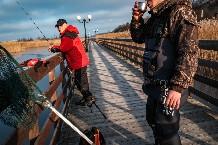 Променад, Янтарный, Калининградская область ©Александр Пожидаев для PREGEL.INFO