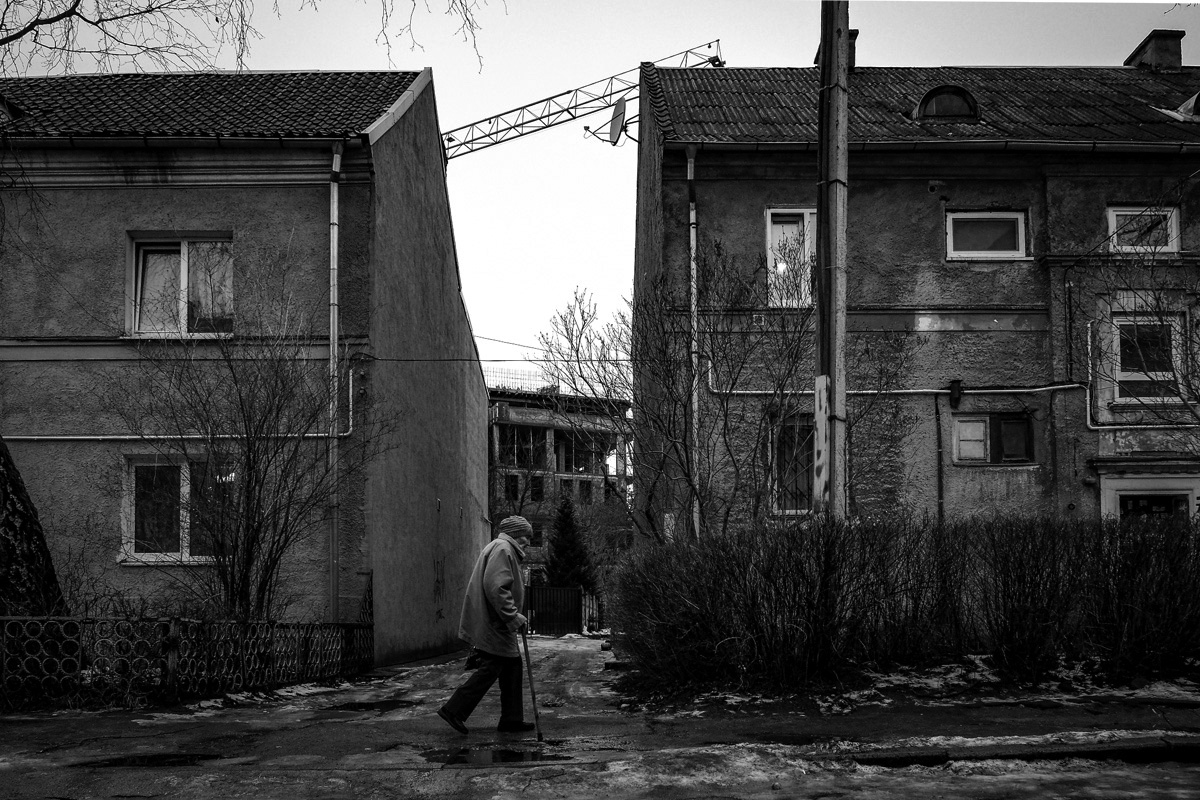 Улица Маяковского, Калининград © Александр Пожидаев для PREGEL.INFO