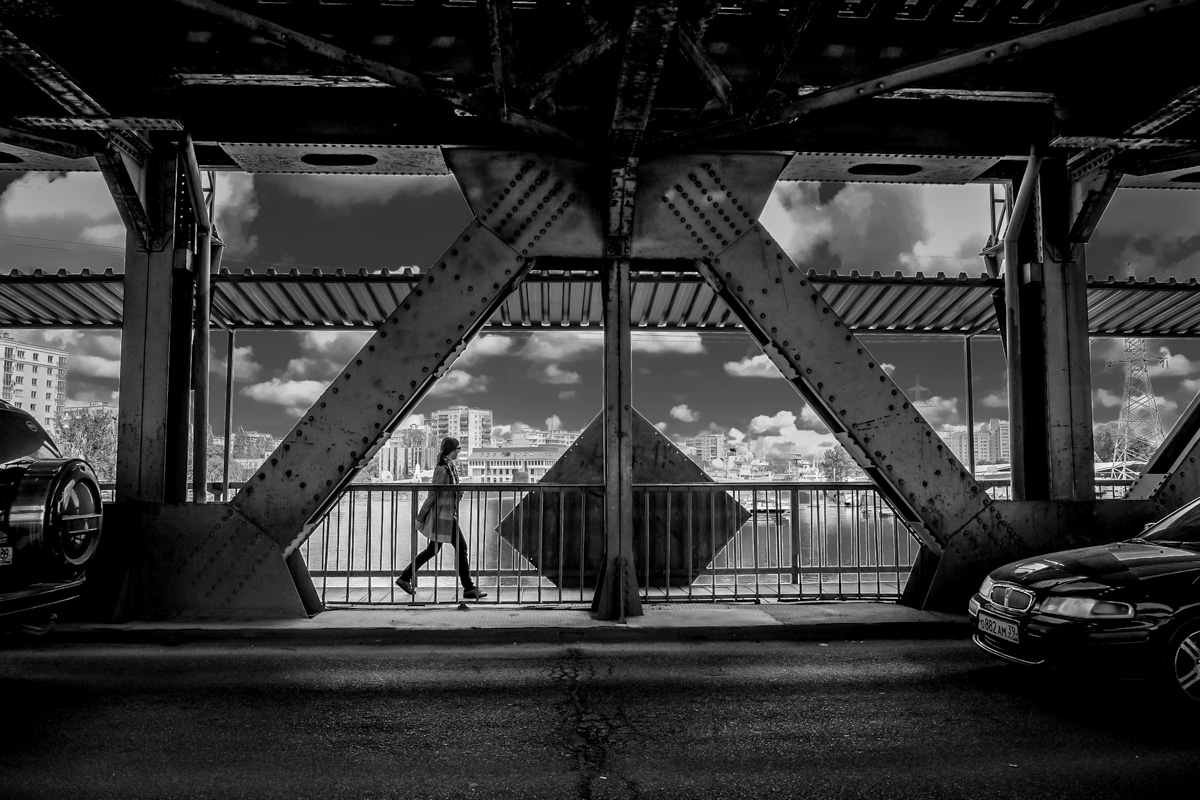 2-х Ярусный мост, Калининград © Александр Пожидаев для PREGEL.INFO