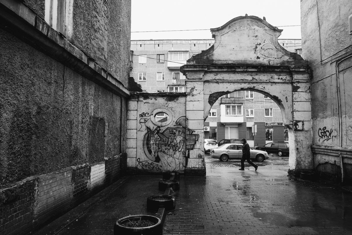 Улица Багратиона, Калининград © Алексей Балашов для PREGEL.INFO