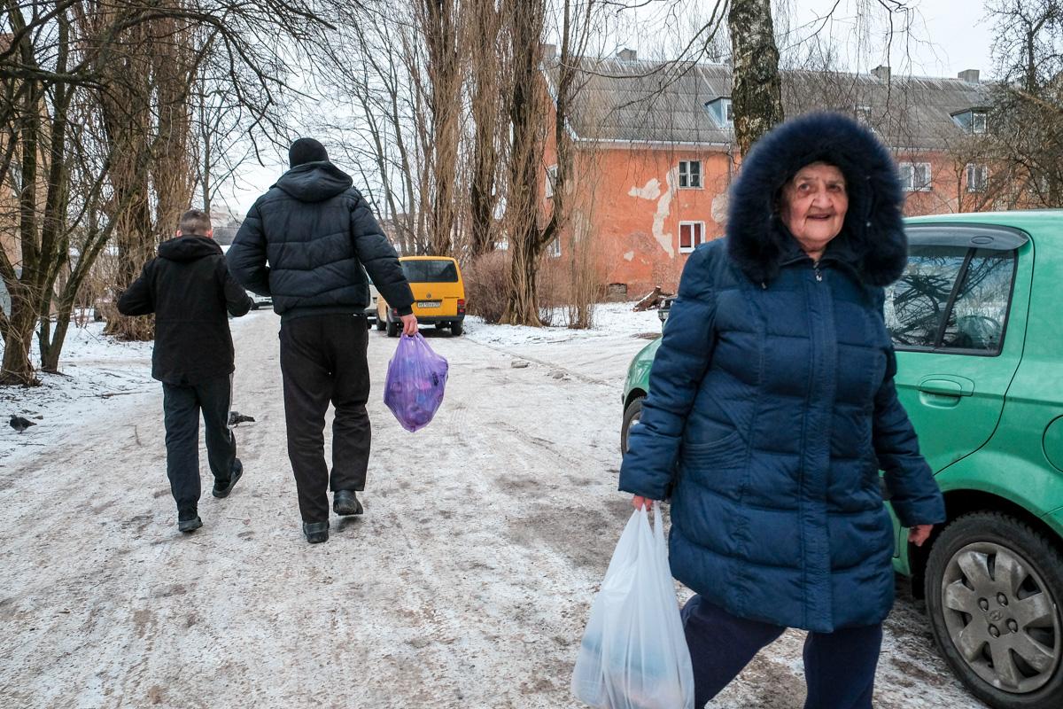 Улица Молдавская, Калининград © Александр Пожидаев для PREGEL.INFO