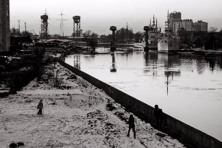 Улица Портовая, Эстакадный мост, Калининград © Алексей Балашов для PREGEL.INFO