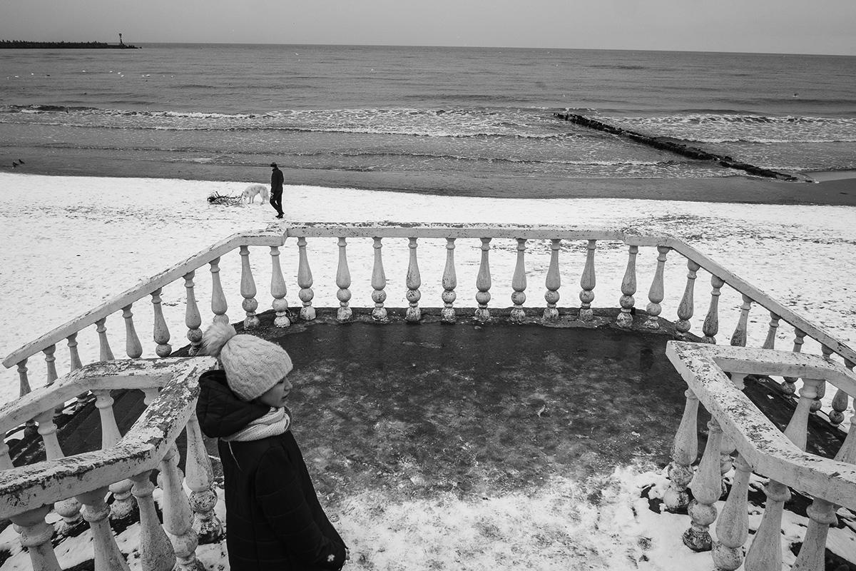 Улица Портовая, Пионерский © Алексей Балашов для PREGEL.INFO