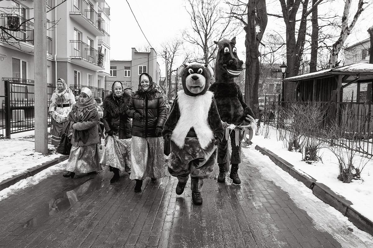 Улица Парковая, Пионерский © Алексей Балашов для PREGEL.INFO