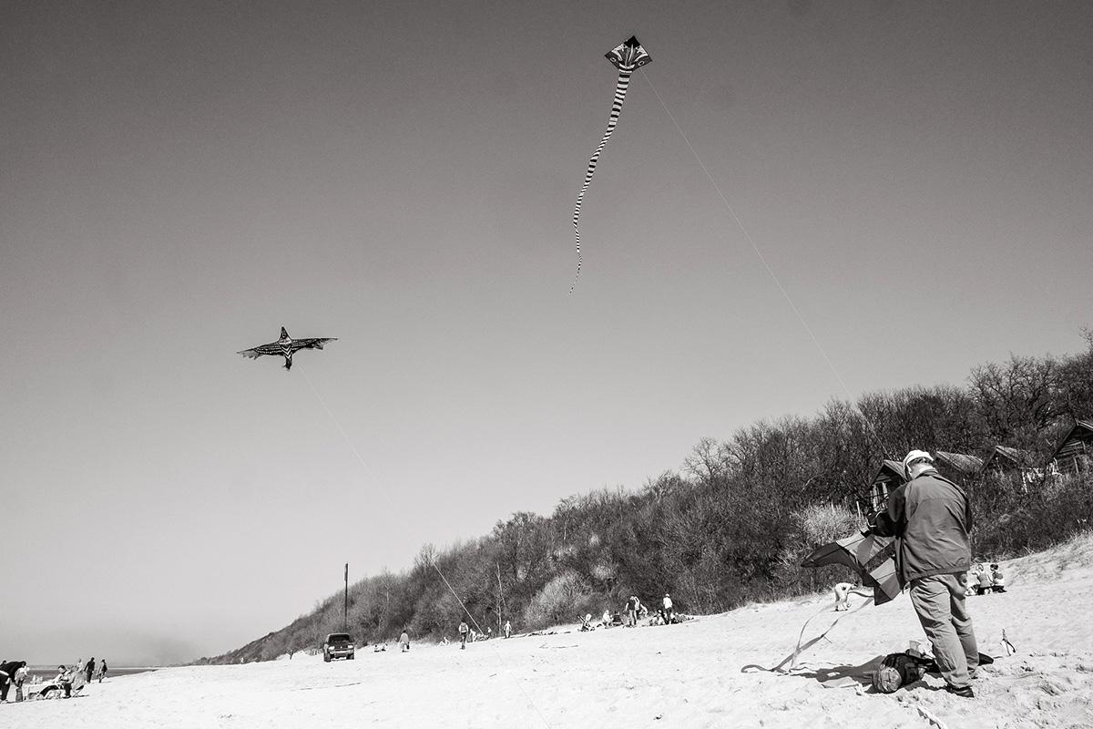 Пляж в 10 км от Балтийска @ Алексей Балашов для PREGEL.INFO