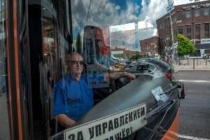 Улица Горького, Калининград © Александр Пожидаев