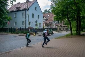 Улица Лейтенанта Яналова, Калининград © Александр Пожидаев