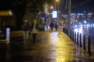 Ленинский проспект, Калининград © Александр Пожидаев