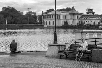 Озеро Верхнее, Калининград © Александр Пожидаев для PREGEL.INFO