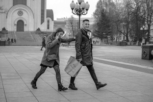 Площадь Победы, Калининград © Александр Пожидаев