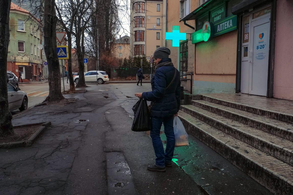 Улица Больничная, Калининград © Александр Пожидаев для PREGEL.INFO