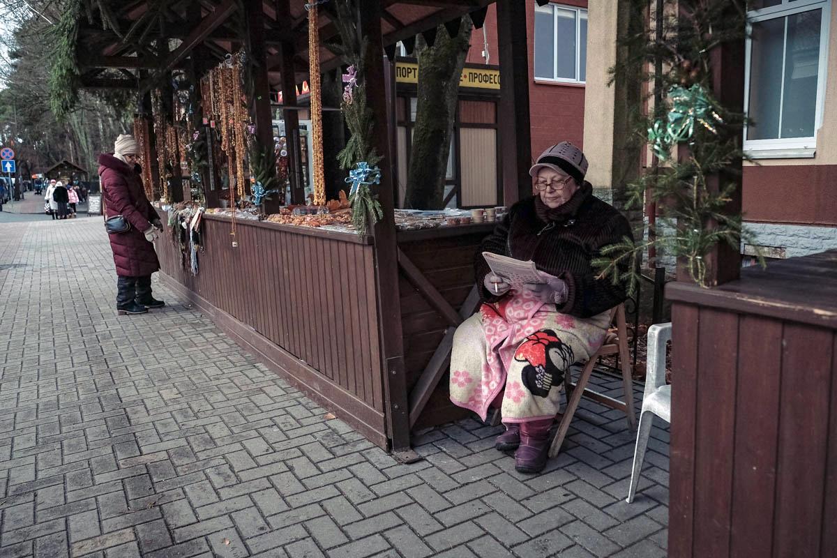 Улица Ленина, Светлогорск © Александр Пожидаев для PREGEL.INFO