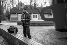 Улица Вокзальная, Зеленоградск © Александр Пожидаев для PREGEL.INFO