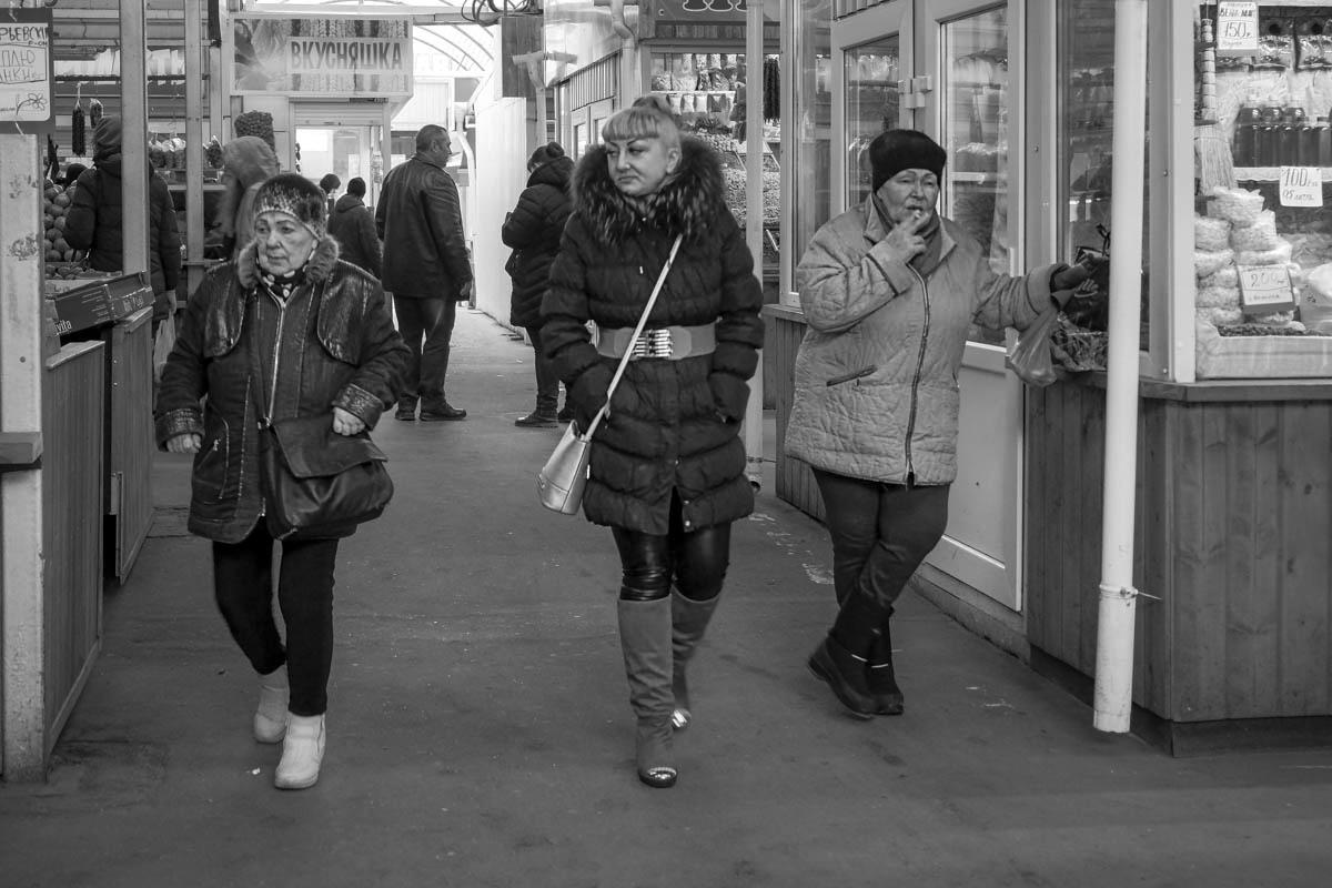 Центральный рынок, Калининград © Александр Пожидаев для PREGEL.INFO