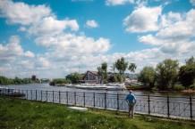 Набережная Адмирала Трибуца, Калининград © Александр Пожидаев для PREGEL.INFO