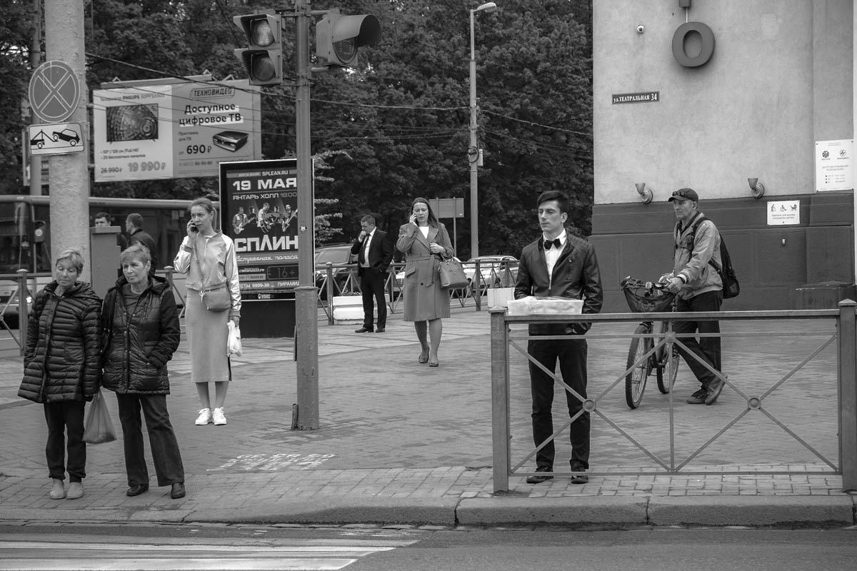 Улица Театральная, Калининград © Александр Пожидаев для PREGEL.INFO
