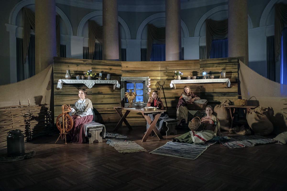 Музейная Ночь театра © Александр Пожидаев для PREGEL.INFO