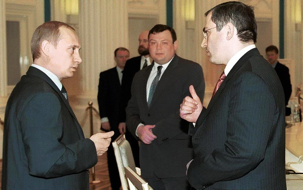 Сталин, Путин и Ходорковский в 12-й части интервью ТАСС