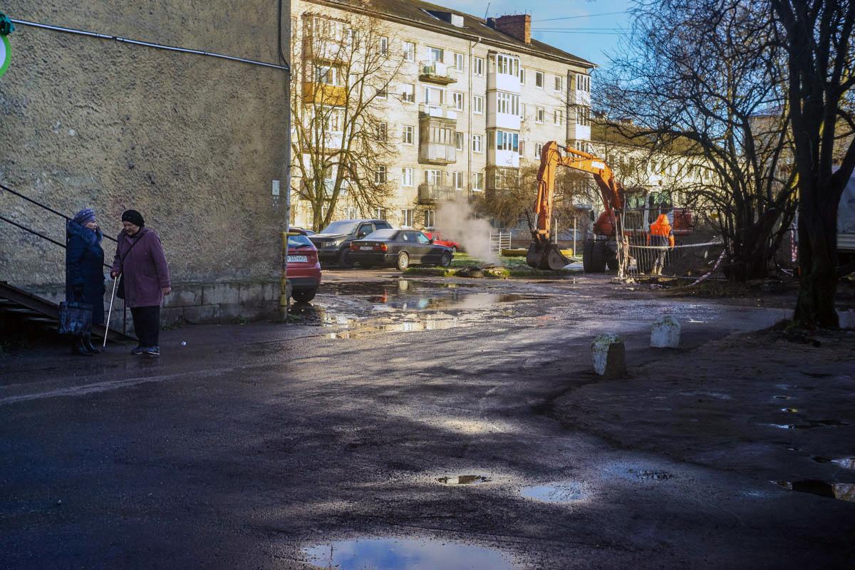 Улица Красная, Калининград © Александр Пожидаев для PREGEL.INFO