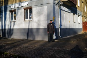 Улица Маршала Борзова, Калининград © Александр Пожидаев @ Калининград | Калининградская область | Россия