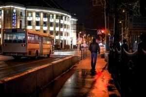 Улица Театральная, Калининград © Александр Пожидаев @ Калининград | Калининградская область | Россия