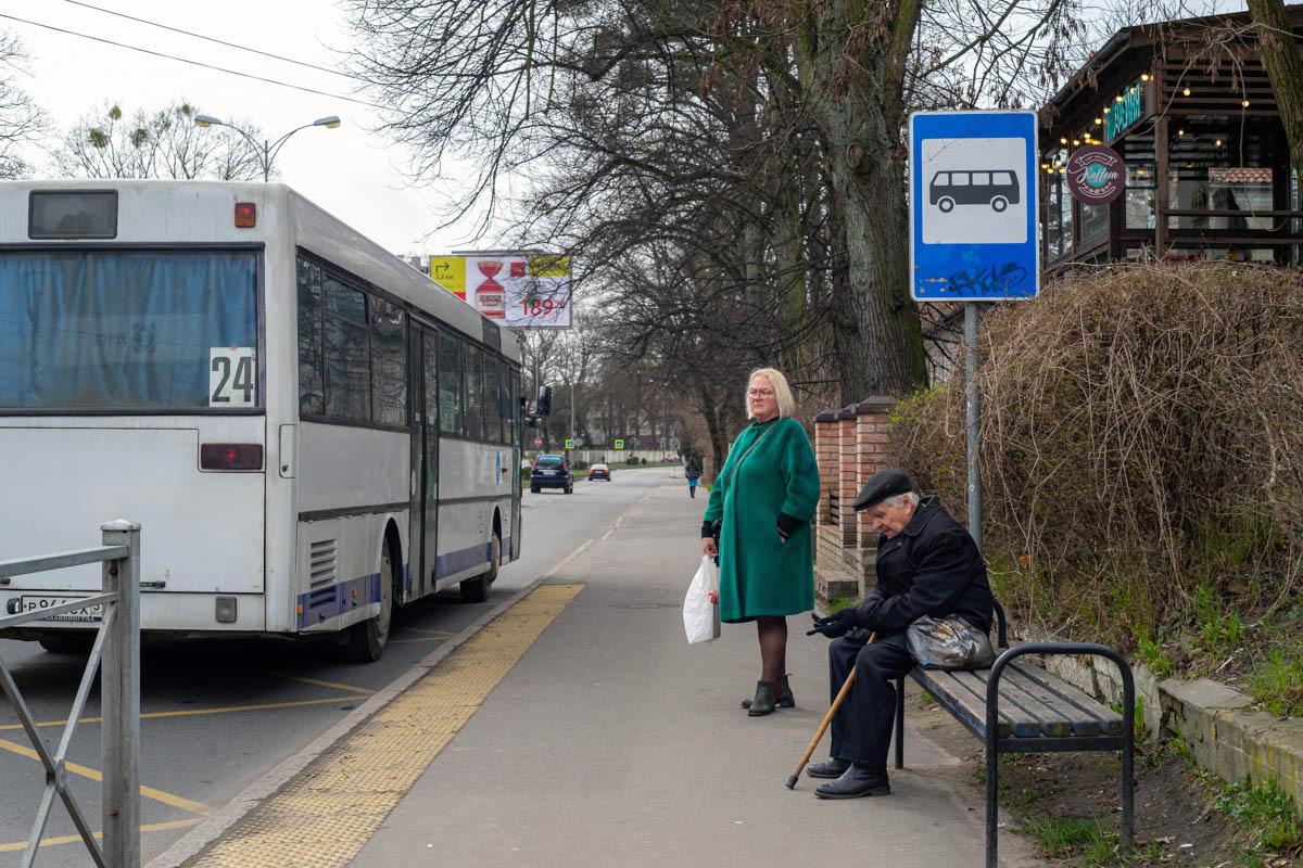 Улица Кутузова, Калининград © Александр Пожидаев для PREGEL.INFO